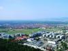 Walldorf mit  Arbeitsstadt